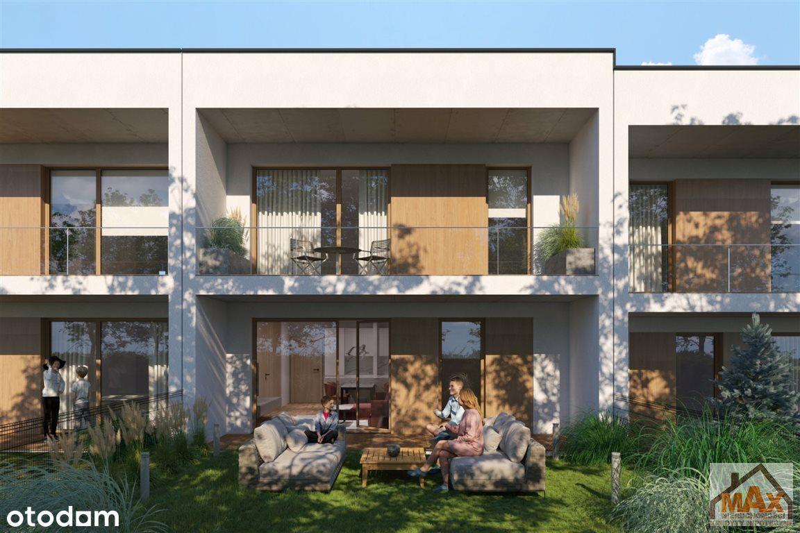 Bezczynszowe mieszkanie z dużym tarasem