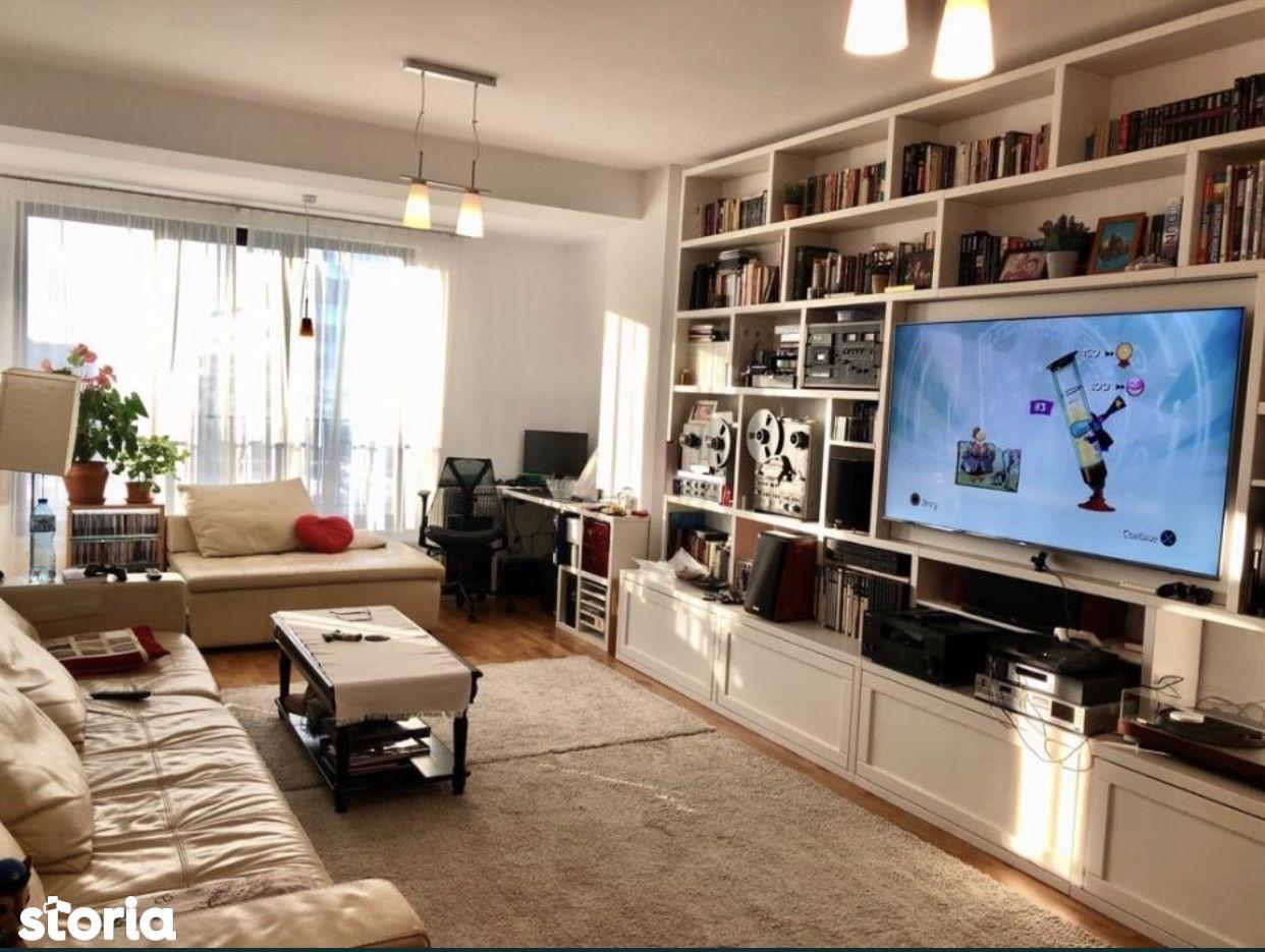 Apartament 3 camere Aviatiei | mobilat-utilat