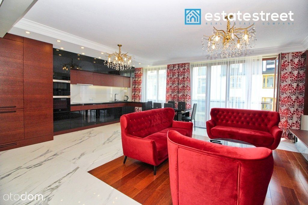 Luksusowy apartament w prestiżowej inwestycji!