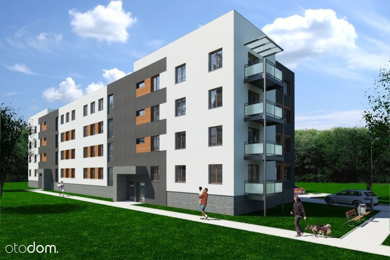 Przestronne mieszkanie K1.M1