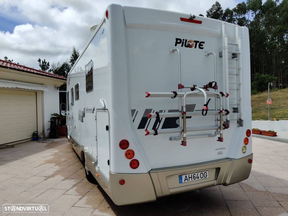 Pilote Reference G740 - 5
