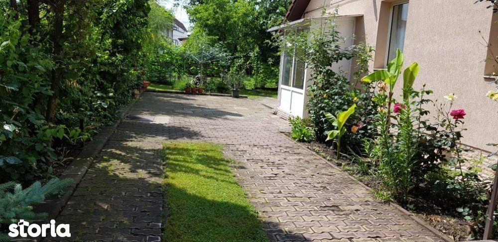 5 apartamente,Investitie ,240 mp ,Gradina ,605 MP,Marasti
