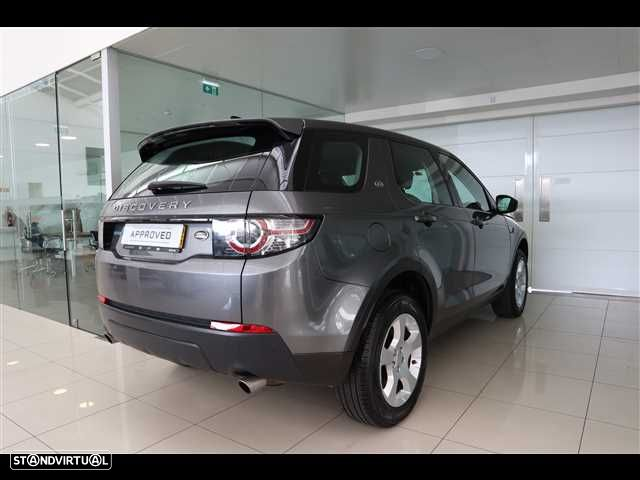 Land Rover Discovery Sport 2.0 eD4 Pure - 2