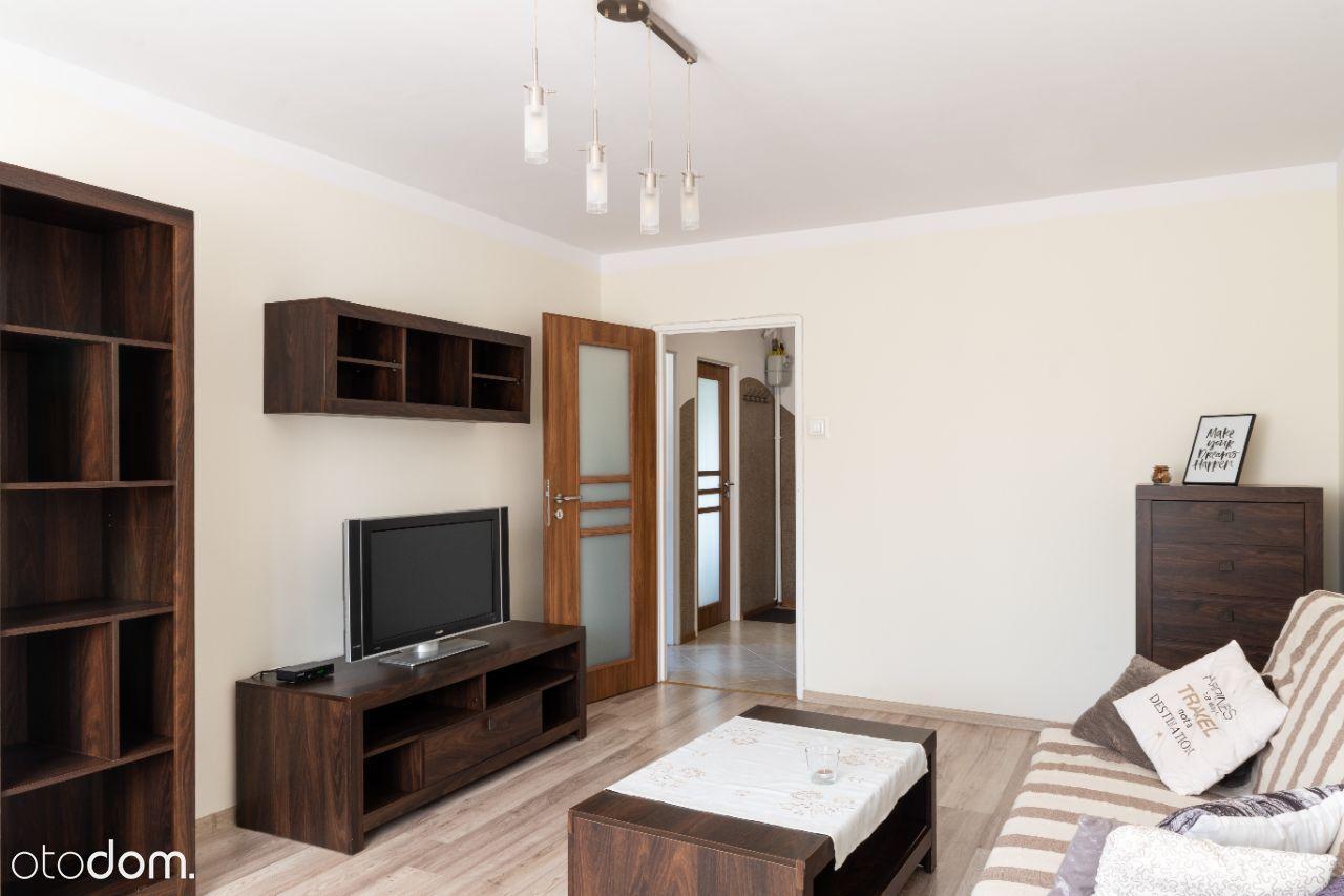 Mieszkanie 50m2; 2 pokoje + kuchnia; ul. Poznańska