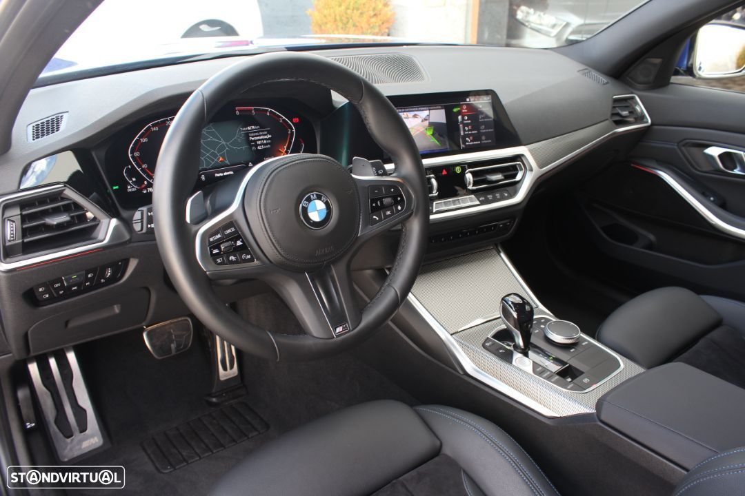BMW 320 d Touring Pack M Auto - 8