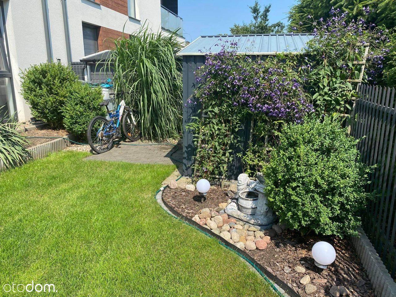 Mieszkanie z ogródkiem Kosakowo