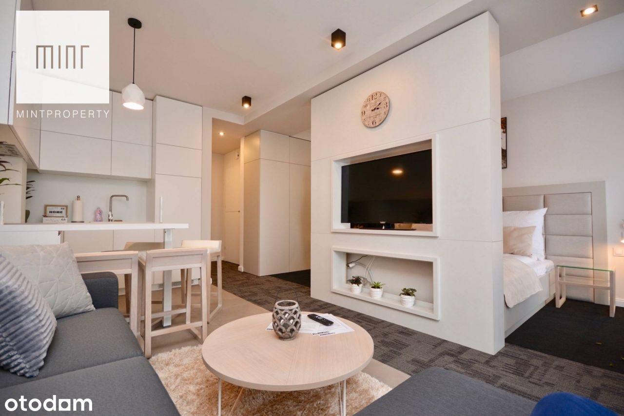 Dwupokojowe mieszkanie przy ulicy Kwiatkowskiego -