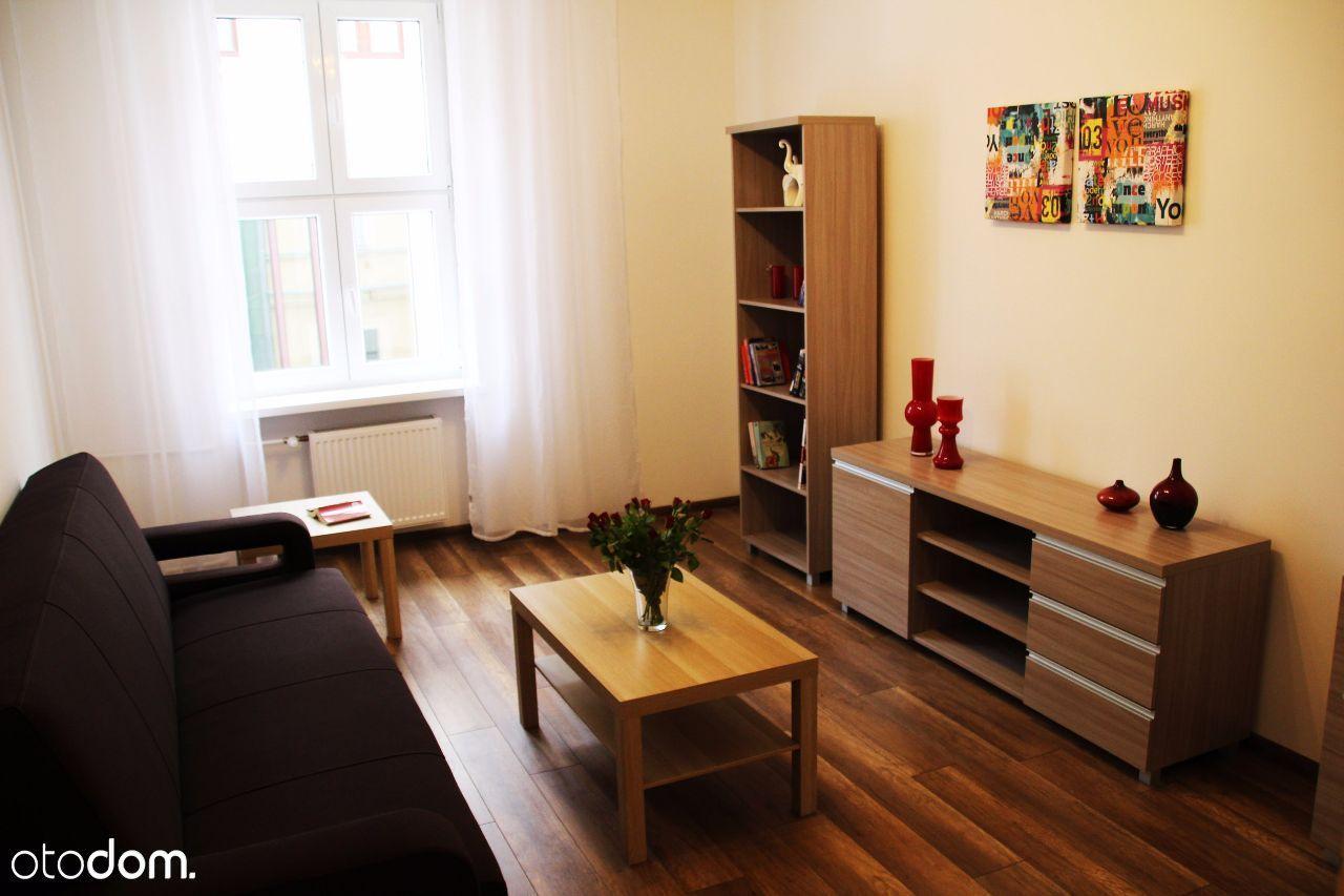 Blok z cegły, 2 pokoje 47m2, ul. Jezuicka, Wenecja