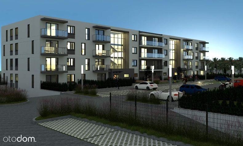 Nowe mieszkania 2,3-pokojowe ul.Sportowa