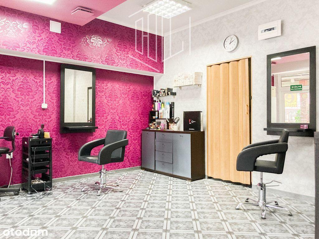 Odstąpię Salon Fryzjerski 'Mirrors' / Bemowo