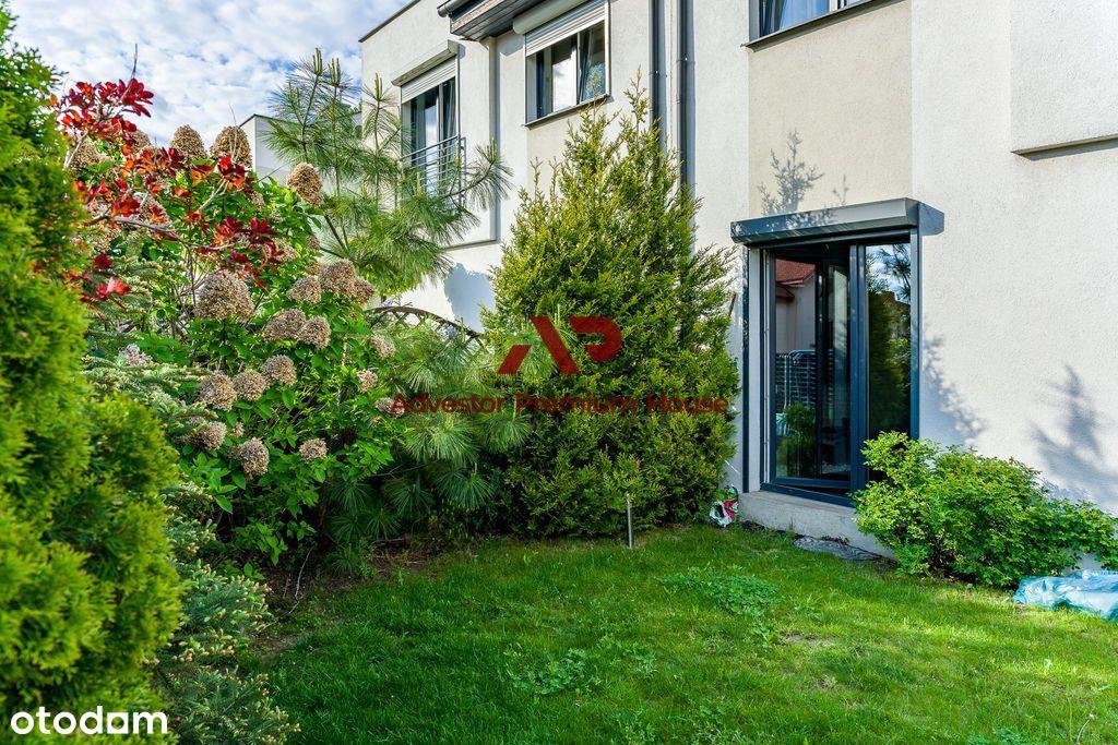 4 pokoje/2 antresole/zielony ogród