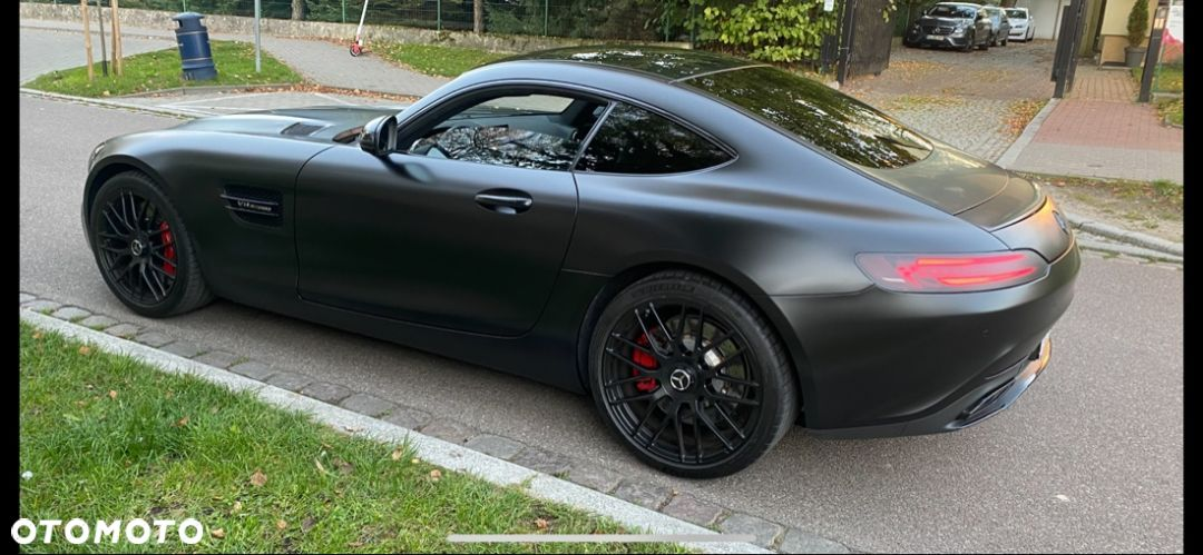 Mercedes-Benz AMG GT Mercedes Amg GTS Coupe Europa bezwypadkowy - 3