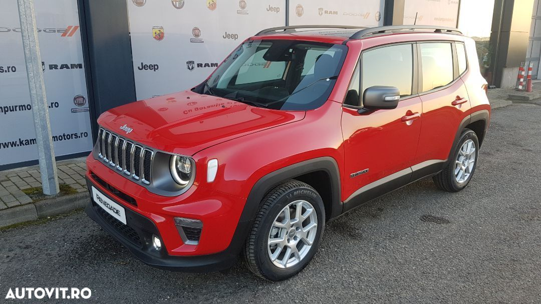 Jeep Renegade 1.3 - 1