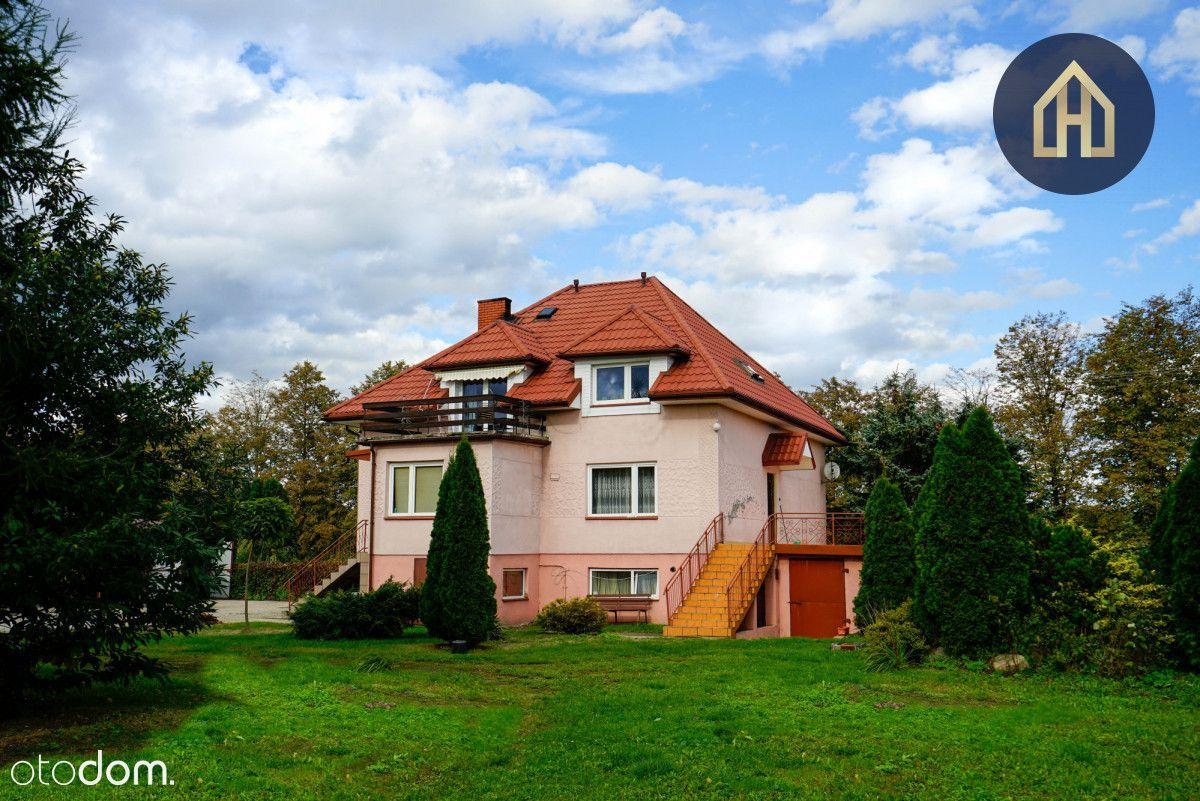 Dom z pięknym sadem, 4 ha. DmosinDrugi