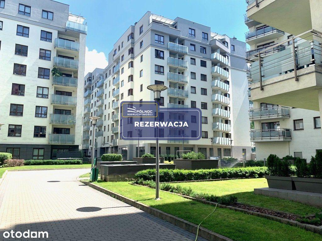 Giełdowa - blisko Centrum, 46m2, Loggia, Metro