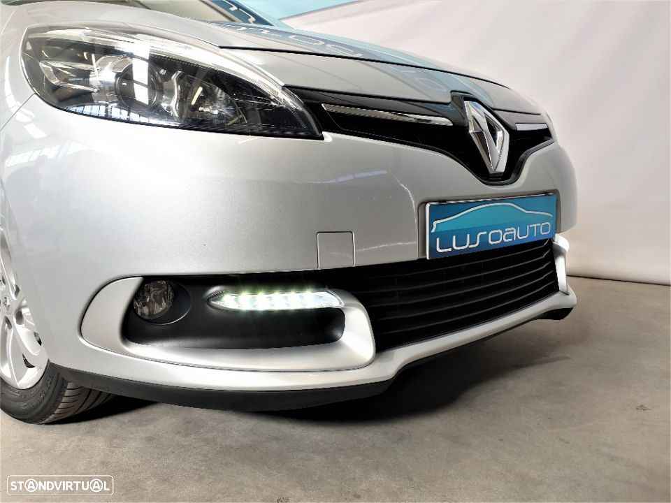 Renault Grand Scénic 1.5 Dci Limited - 9