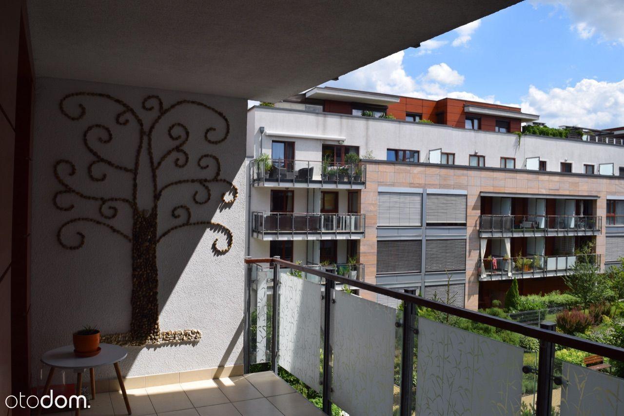 Mieszkanie w Wilanowie, wysoki standard, 52,6 m2