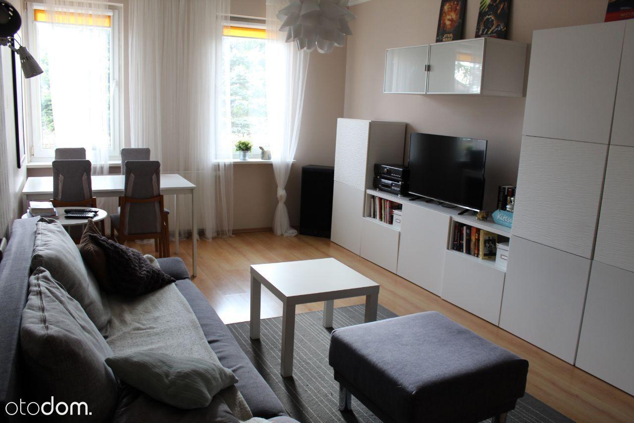 2 pokoje 54m parter spokojna okolica Warszewo
