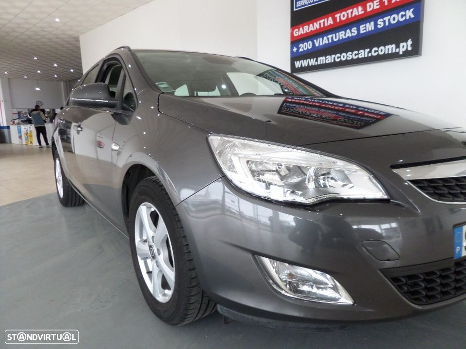 Opel Astra Sports Tourer 1.7 CDTI  ENJOY - 11