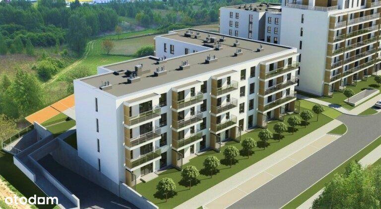 Mieszkanie 4 pokojowe na ostatnim piętrze Węglinek