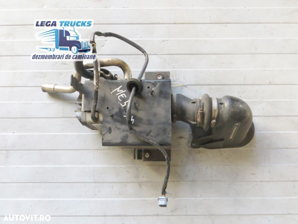 Sirocou sirocol cu suport Mercedes Actros / 9010542B A9438300961 / MED233 - 1