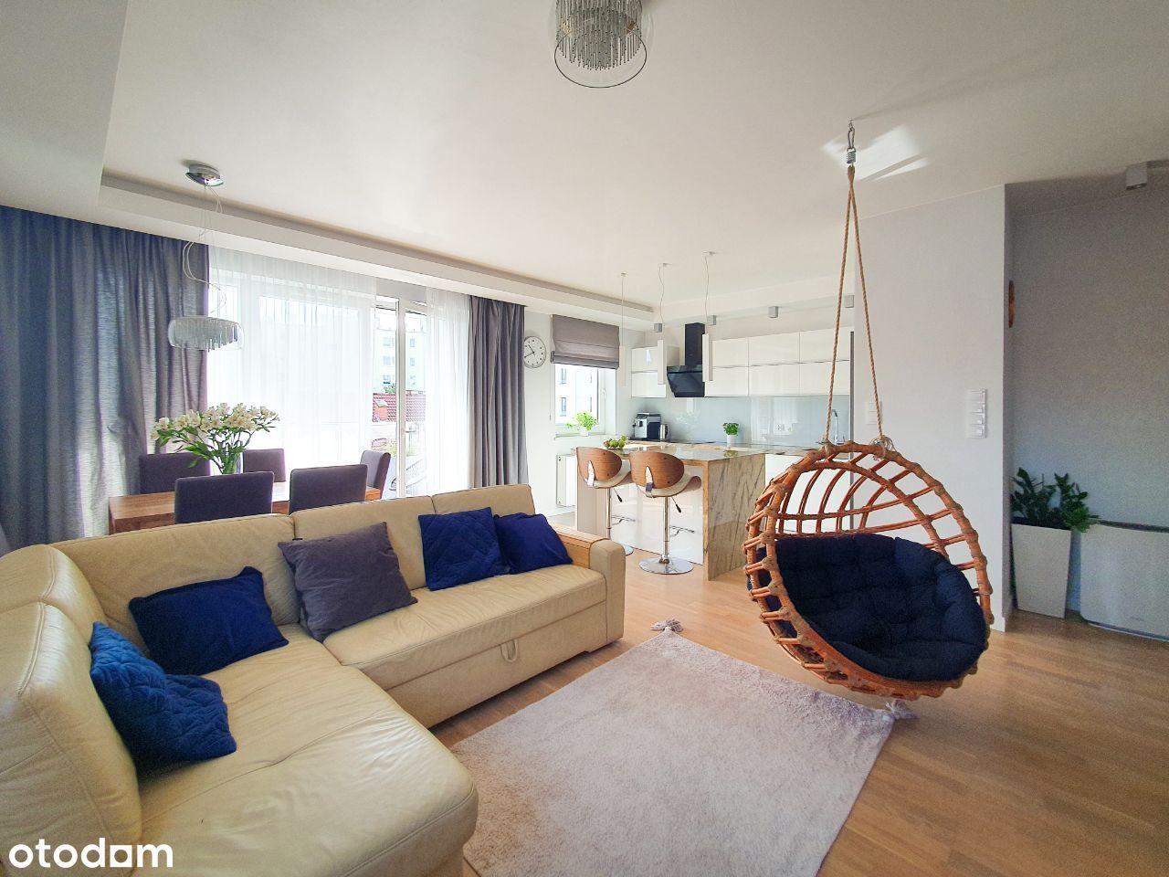 Nowoczesne 3- pokojowe mieszkanie ul. Morcinka