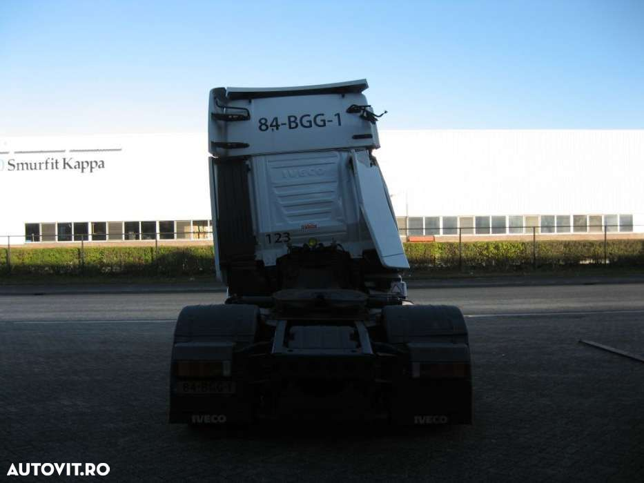 Iveco Stralis 420 + Euro 6 + Engine is perfect! - 8