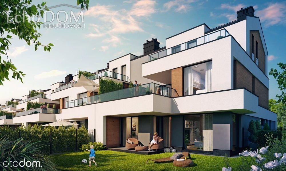 Nowa inwestycja - mieszkanie z ogródkiem (Kliny)