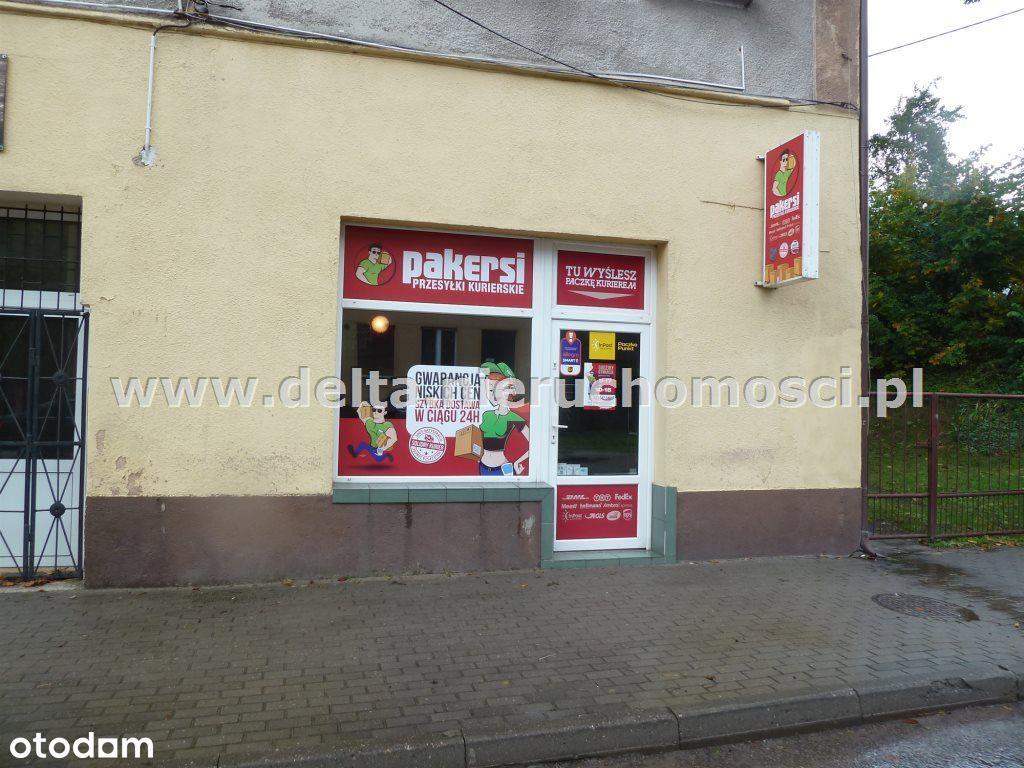 Niewielki lokal użytkowy w Główczycach