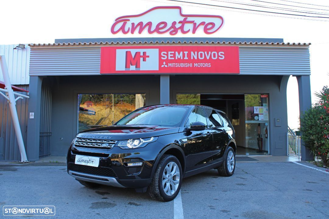 Land Rover Discovery Sport 2.0 TD4 HSE 7L Auto - 1
