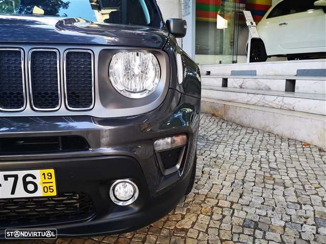 Jeep Renegade 1.6 MJD Limited - 5