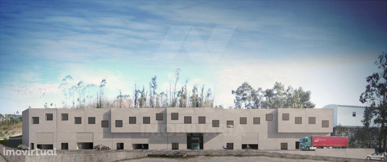 Pavilhões Industriais de Qualidade em Pré-Fabricado de Betão