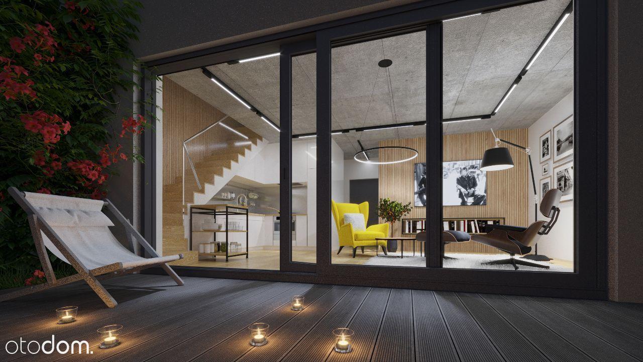 Domy 76 m2 z ogródkami + 2 m.parkingowe GRATIS
