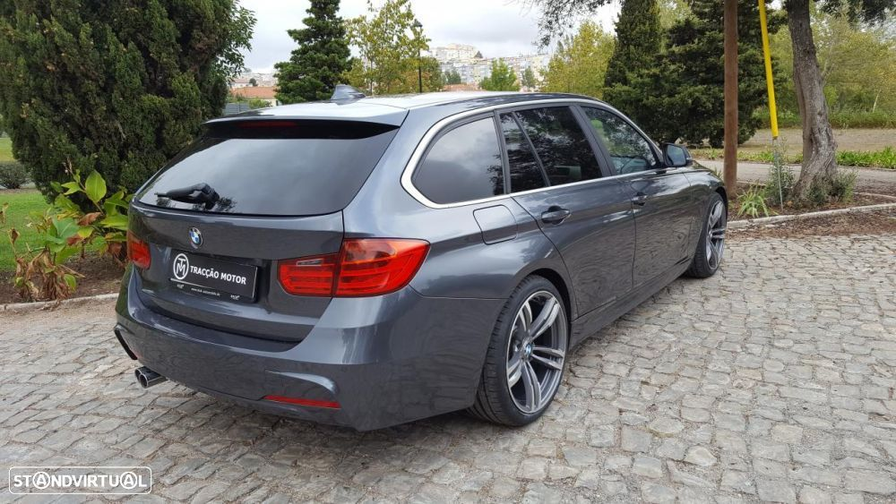 BMW 325 d Touring Pack M - 2