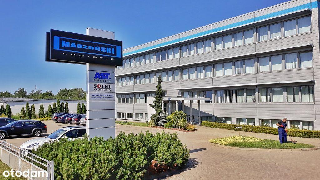 Budynek biurowy 1449 m2 na sprzedaż 1725 zł/m2