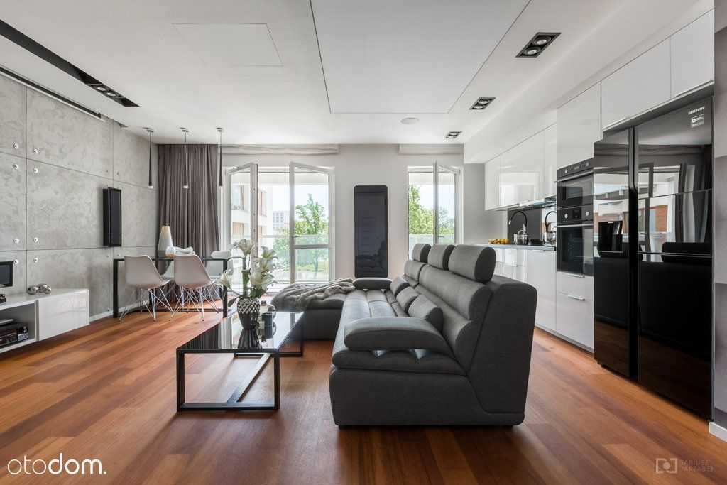 Luksusowy apartament w centrum miasta