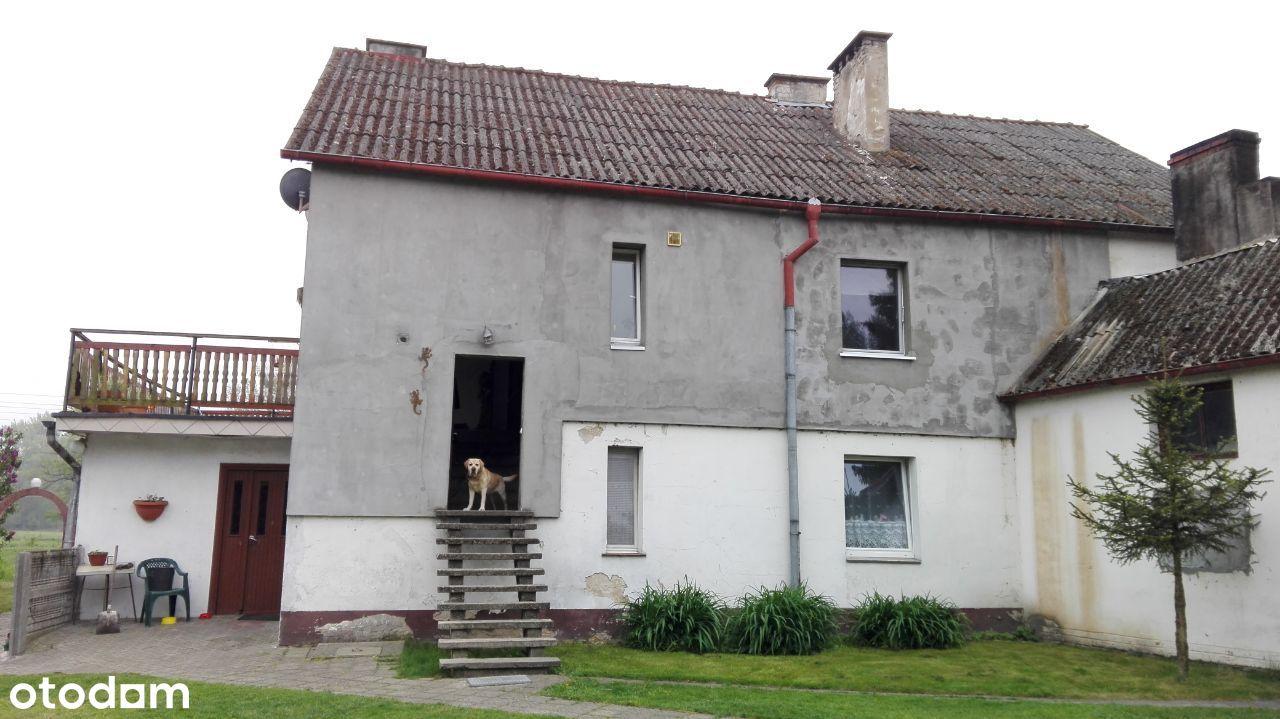 Dom piętro strych Wolin Skoszewo