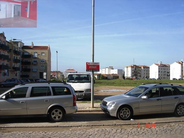 Lote para construção prédios no centro - Pinhal Novo