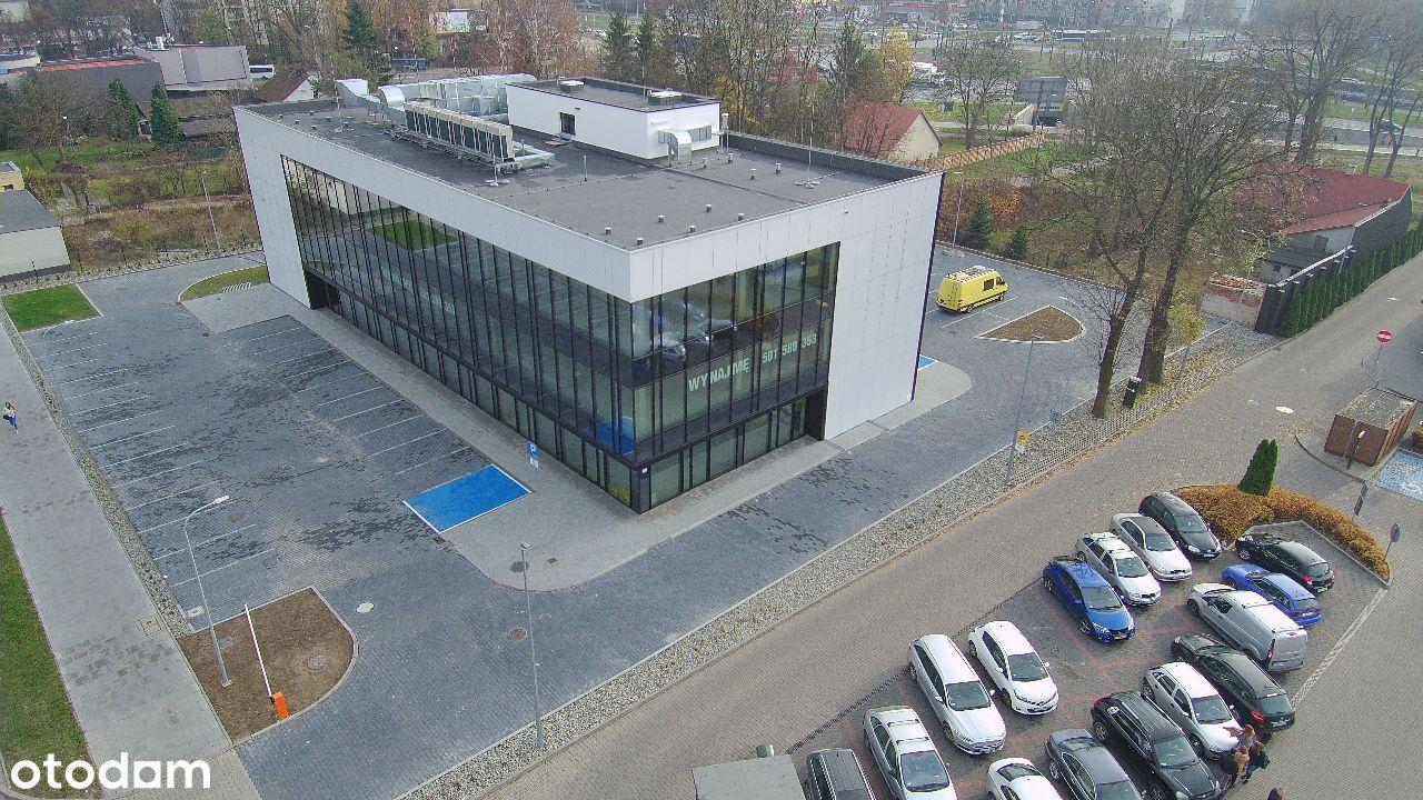 Budynek lub Moduły od 60m2-3500m2 Duży Parking !!