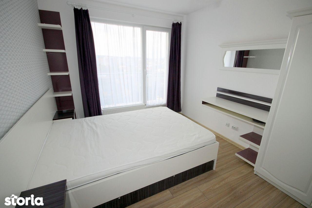 2 camere, bloc nou, mobilat modern, in Marasti, strada Teodor Mihali