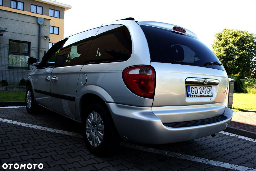 Chrysler Town & Country 3.3 Benzyna+Gaz 7 Osób - 7