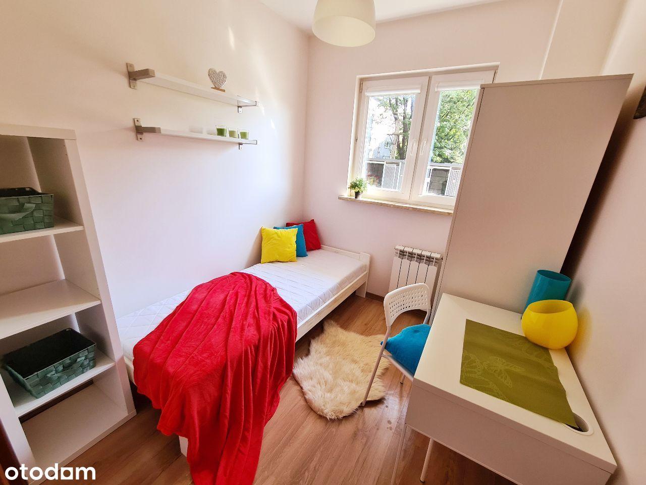 Wolny pokój tuż obok metra Księcia Janusza