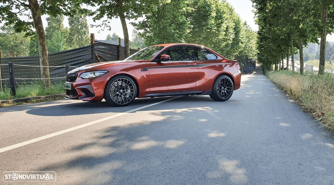 BMW M2 COMPETITION - 3