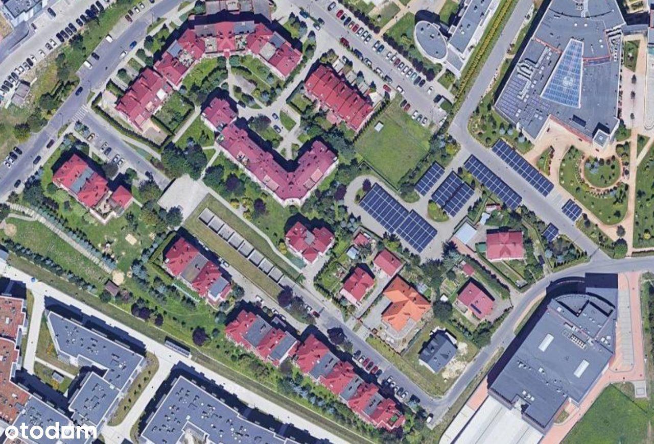 Działka inwestycyjna - Rzeszów centrum - PUM 1000