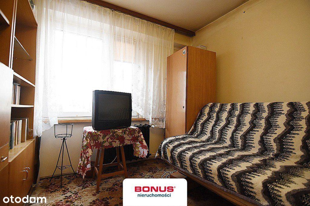 Wysoki Stoczek * 59,8 m2 * Do Remontu
