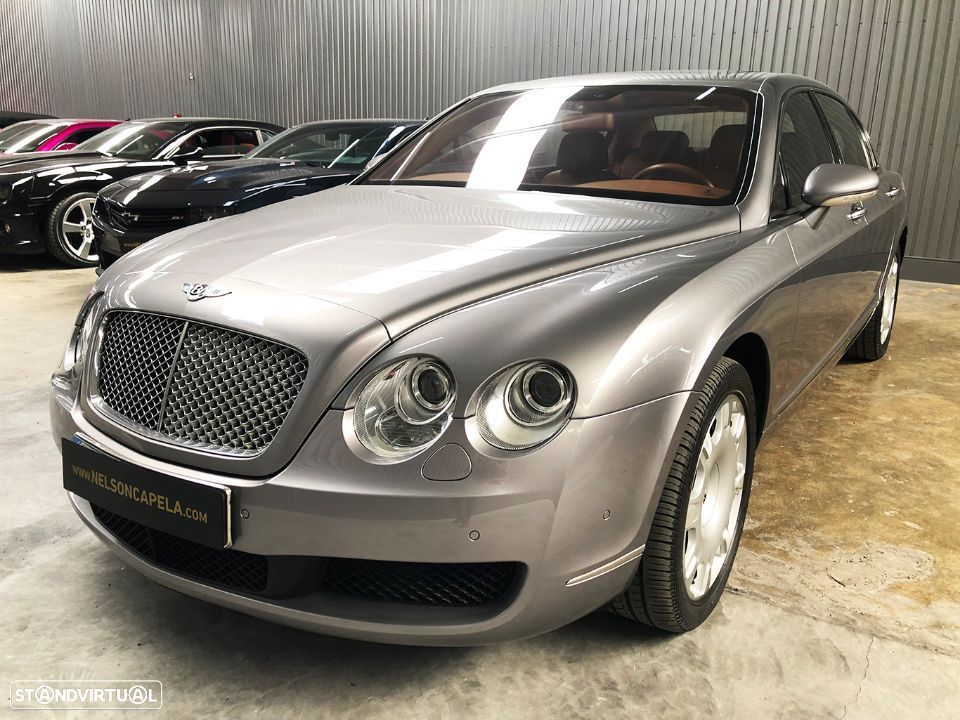 Bentley Continental Flying Spur 5 Lugares 6.0L W12 - 15