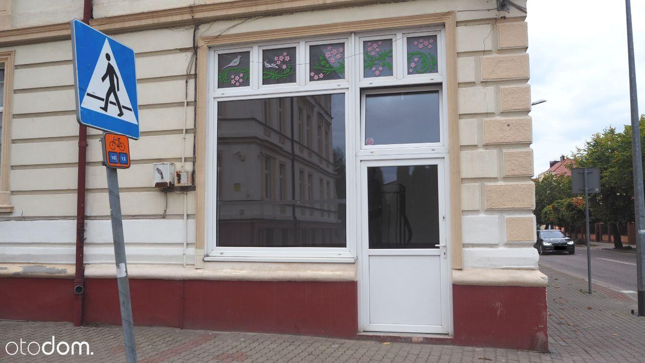 Lokal użytkowy/mieszkanie na parterze