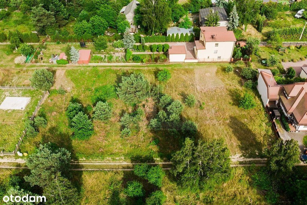 Izabelin - Dziekanówek, budowlana, 810 m2