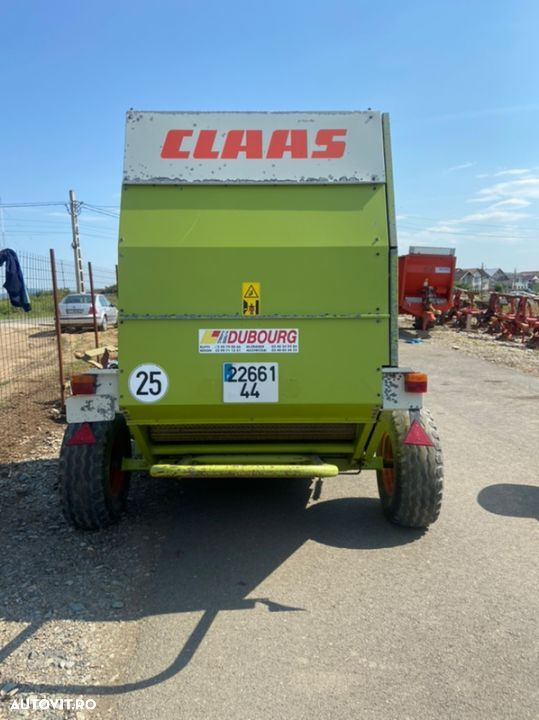 Claas Rollant 66 - 4