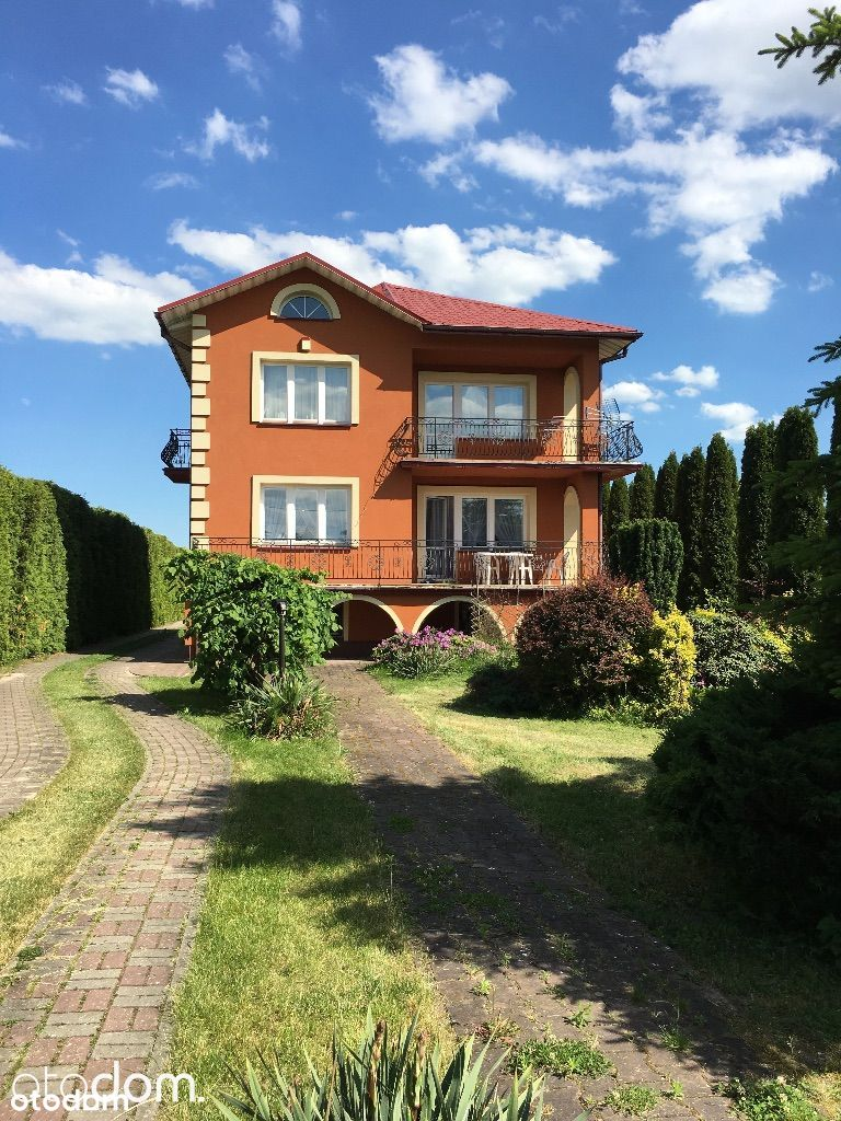 Dom na wynajem, 200m2, piękny ogród i sad, kominek
